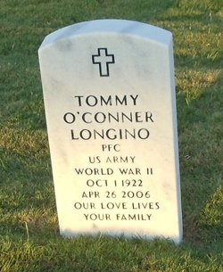 Tommy O'Conner Longino