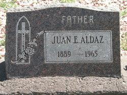 Juan Estevan Aldaz