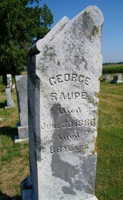 John George Raub/Raupe