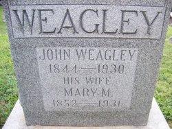 John Weagley