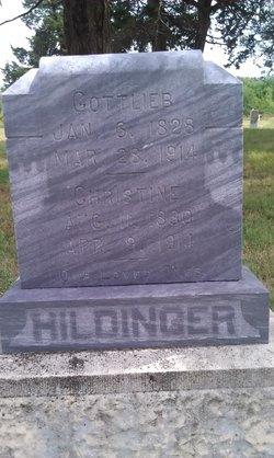 Christine Hildinger