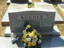 Henry Thomas T Bonner, III