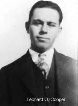 Leonard Oscar Cooper