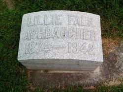 Lillie <i>Falk</i> Ashbaucher