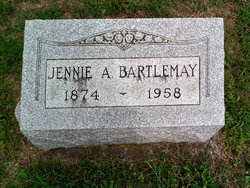 Jennie A. Bartlemay