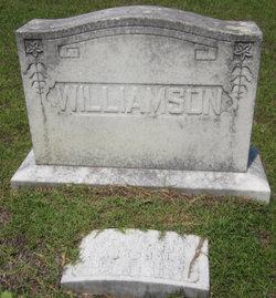 Sara Rebecca <i>Williamson</i> Barksdale