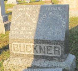 Isabella <i>Miller</i> Buckner