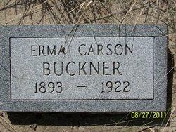 Erma Caron Buckner