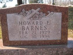 Howard Edward Barnes, Sr