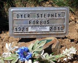 Dyer Stephen Forbus
