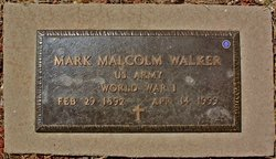 Pvt Mark Malcolm Walker