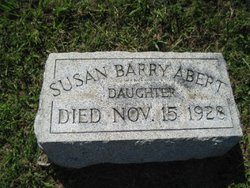 Susan <i>Barry</i> Abert