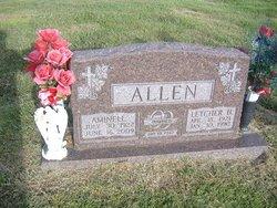 Aminell <i>Duncan</i> Allen