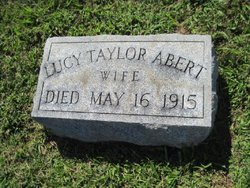 Lucy C. <i>Taylor</i> Abert