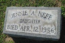 Jennie <i>Abert</i> Neff
