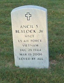 Ancil Seran Blalock, Jr
