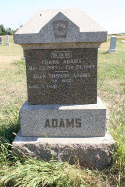 Ella <i>Simpson</i> Adams
