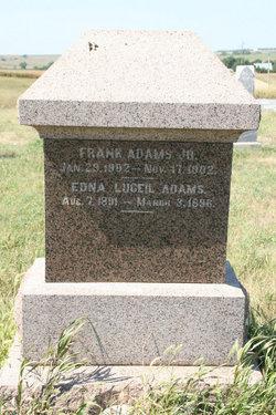 Frank Fred Adams