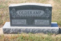 Elizabeth <i>Groen</i> Oldekamp