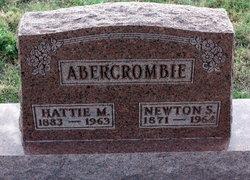 Hattie M <i>Gipson</i> Abercrombie