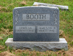Armilda <i>Walker</i> Booth