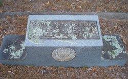 Mary Lou <i>Chambers</i> Culberson
