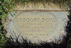 Gregory Boyd Jackson