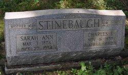 Sarah Ann <i>Diehl</i> Steinbaugh