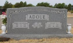 Robbie Sue <i>Pittman</i> Adoue