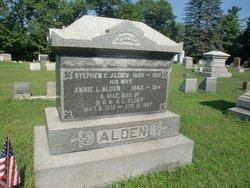Annie L Alden