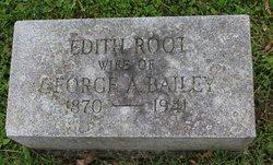 Edith <i>Root</i> Bailey