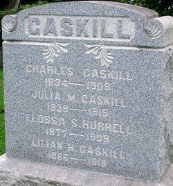 Julia M Gaskill