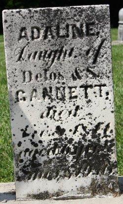 Adaline Gannett
