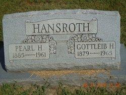 Gottleib H. Hansroth