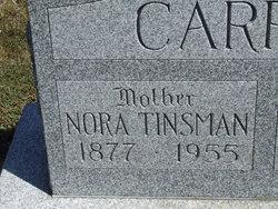 Nora <i>Tinsman</i> Carrell