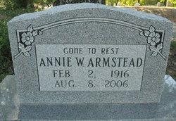 Annie W. Armstead