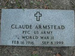 PFC Claude Armstead