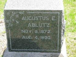 Augustus August Ablutz