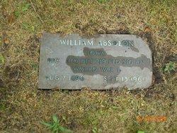 William Absolon