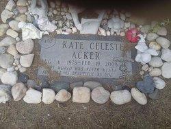Kate Celeste Acker