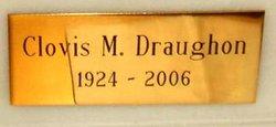 Clovis M <i>McGullion</i> Draughon