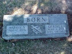 Gilbert F Born