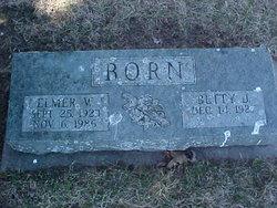 Elmer W Born