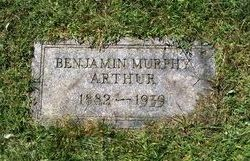 Benjamin Murphy Arthur