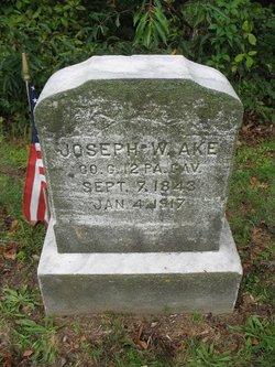 Joseph W Ake