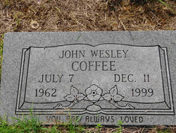 John Wesley Coffee