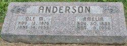 Amelia <i>Hanson</i> Anderson