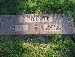 Alma K Endline