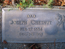 Joseph Chesnut, Sr