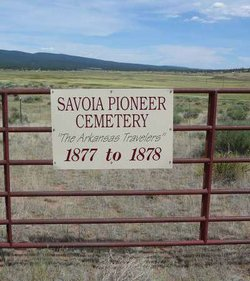 Savoia Pioneer Cemetery